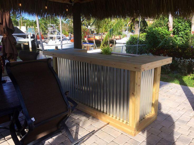 outdoor patio bar  29