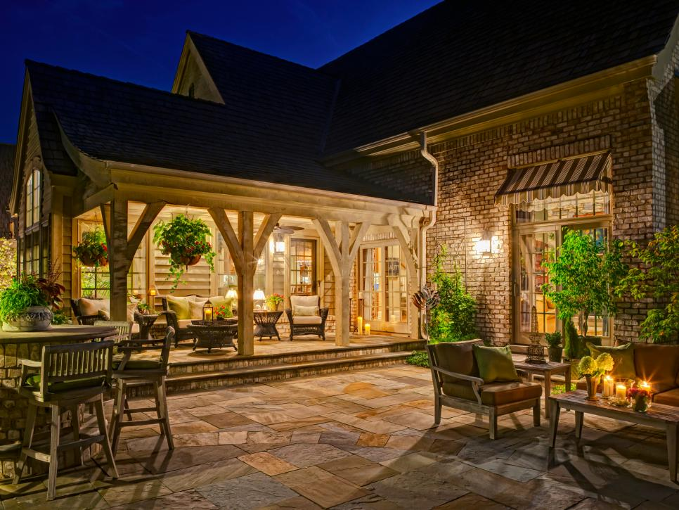 Your guide to the best outdoor patio designs