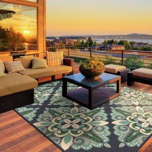 outdoor patio rug  17