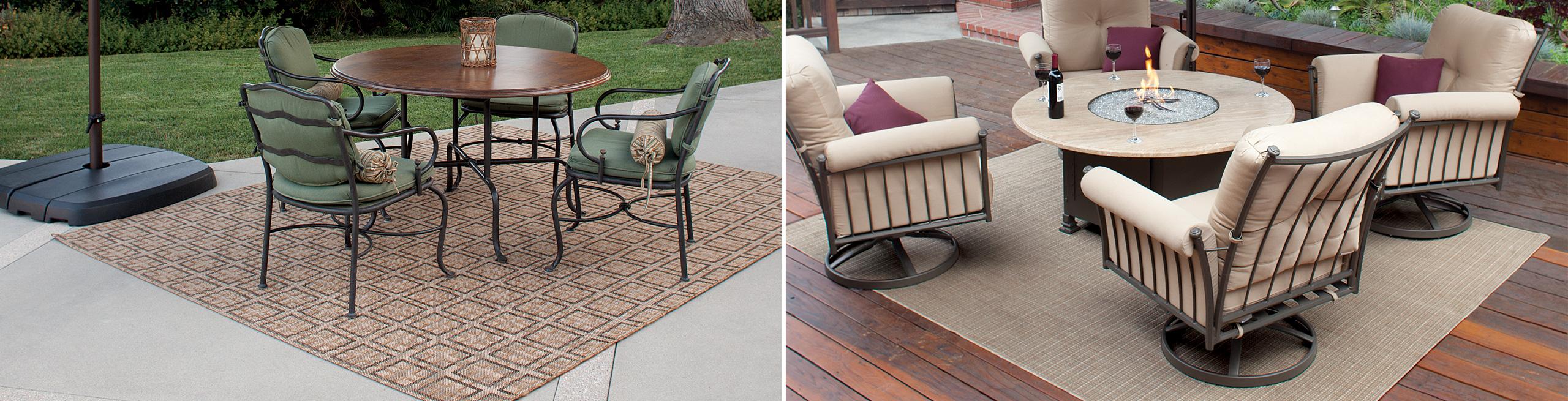 outdoor patio rug  74
