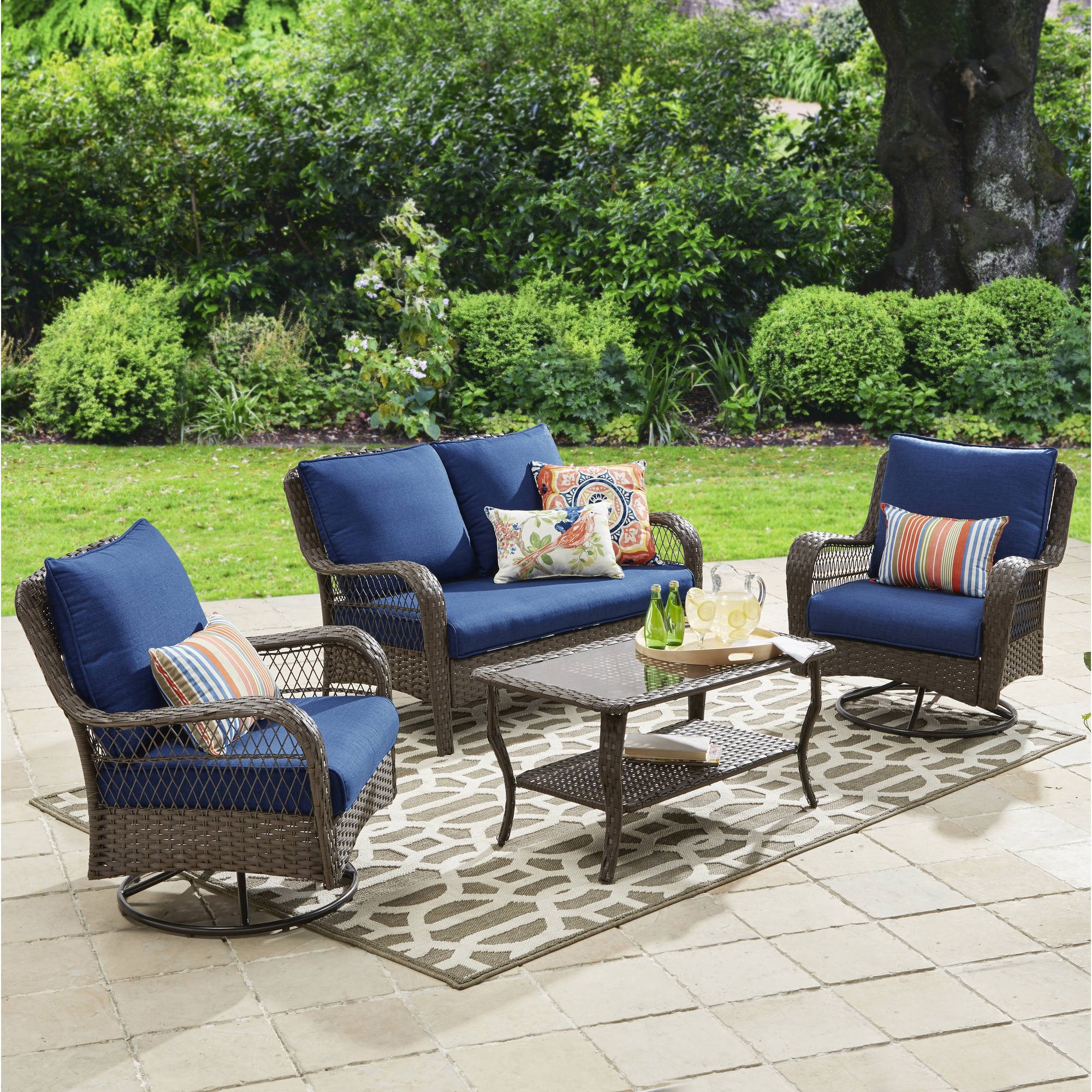 outdoor patio set  97
