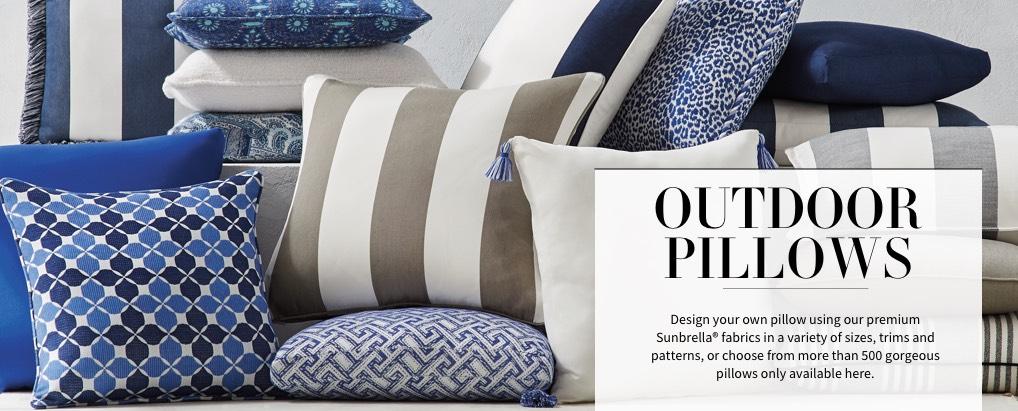 outdoor pillows  63