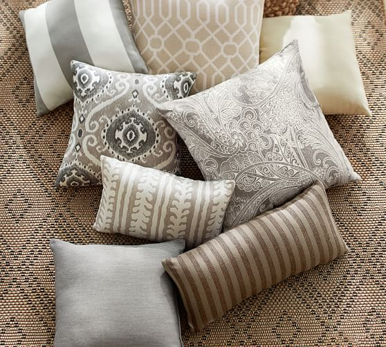 How to make your own outdoor pillows