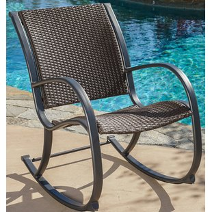 outdoor rocking chair  86