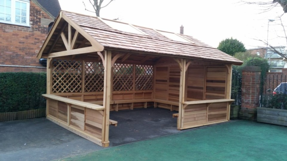 Outdoor Shelter  26