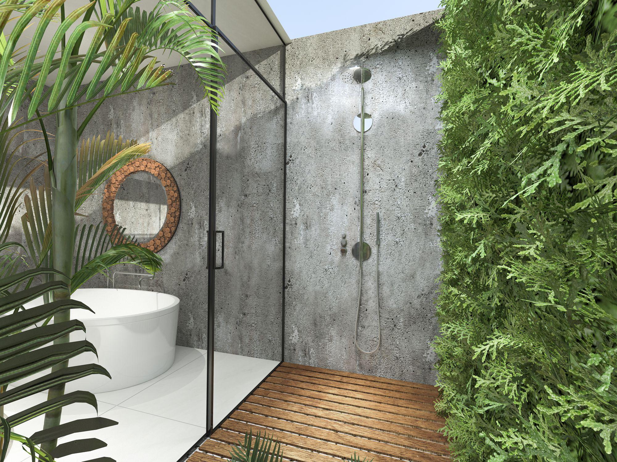 outdoor shower  01