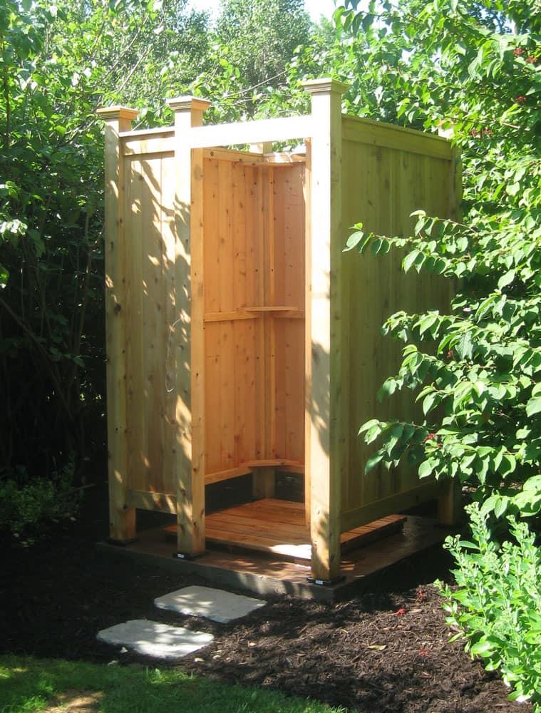outdoor shower  13