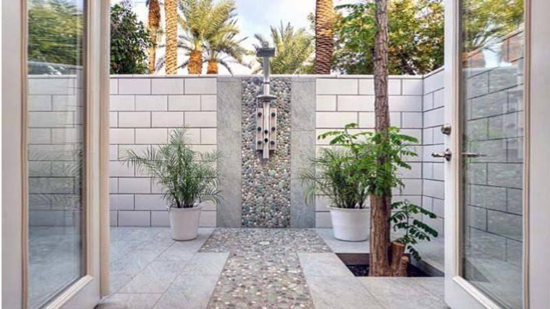 outdoor shower  85