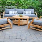 Illuminating Outdoor Teak Furniture Ideas