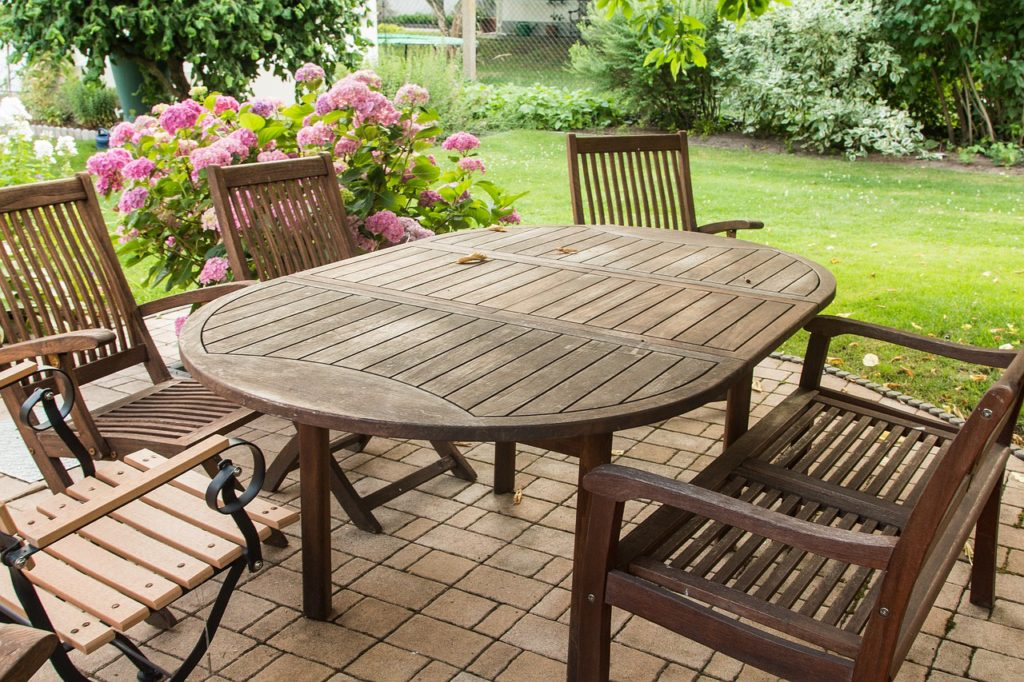 Outdoor Teak Furniture  39