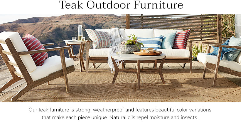 Outdoor Teak Furniture  84