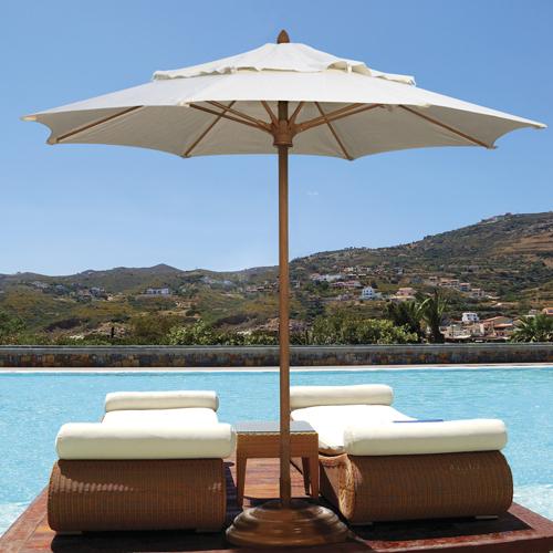 Outdoor Umbrellas enlightened your home