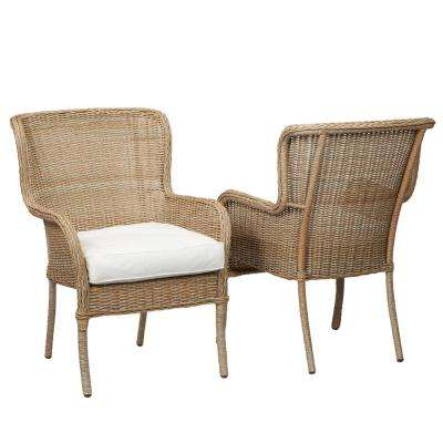 Outdoor wicker chairs  50