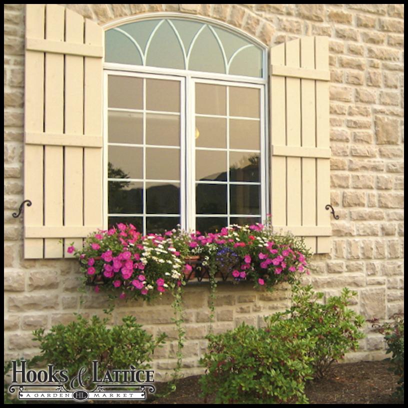 outdoor window shutters  50