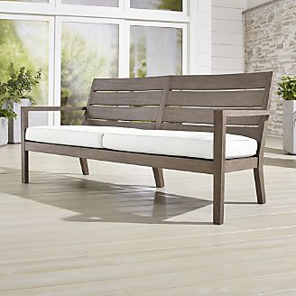 outdoor wood furniture  12