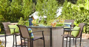 patio bar set  67