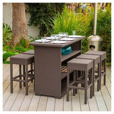 patio bar set 81