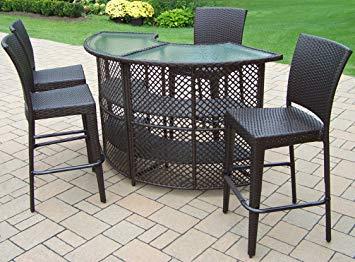patio bar set  91