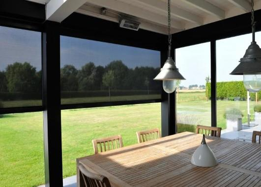 How to choose patio blinds – Vertical or vision