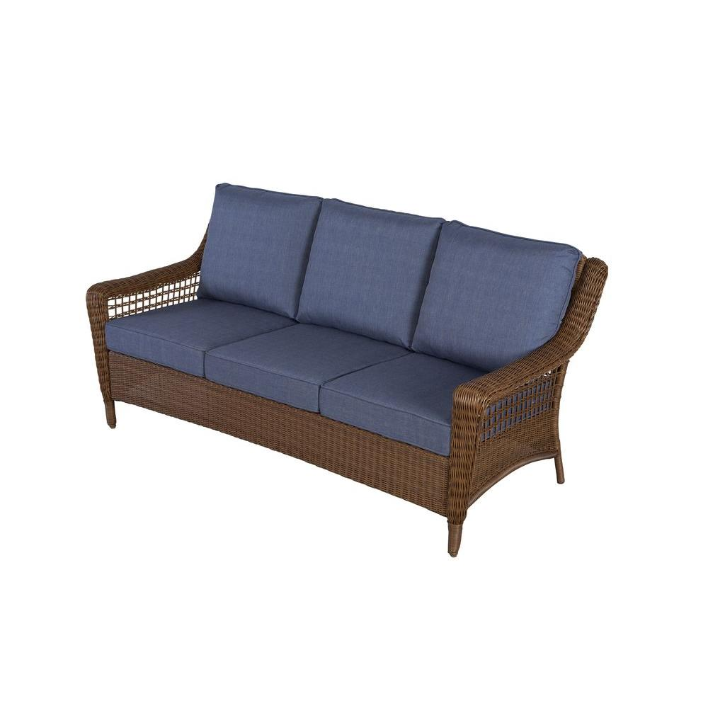 Use sectional sofa as a Patio couch – A great extension of your living space