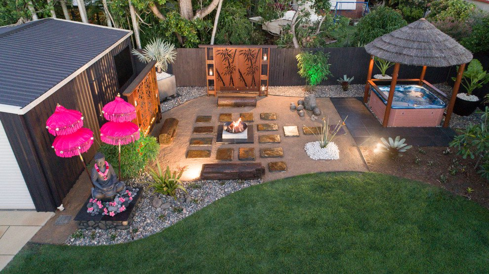 Give Your Place Luxuries Look By Stylish Patio Design Carehomedecor