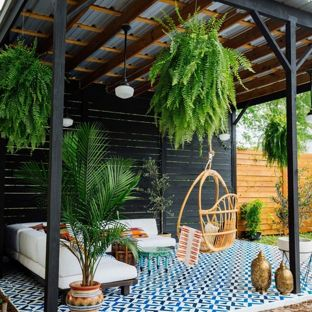 Patio design ideas  63