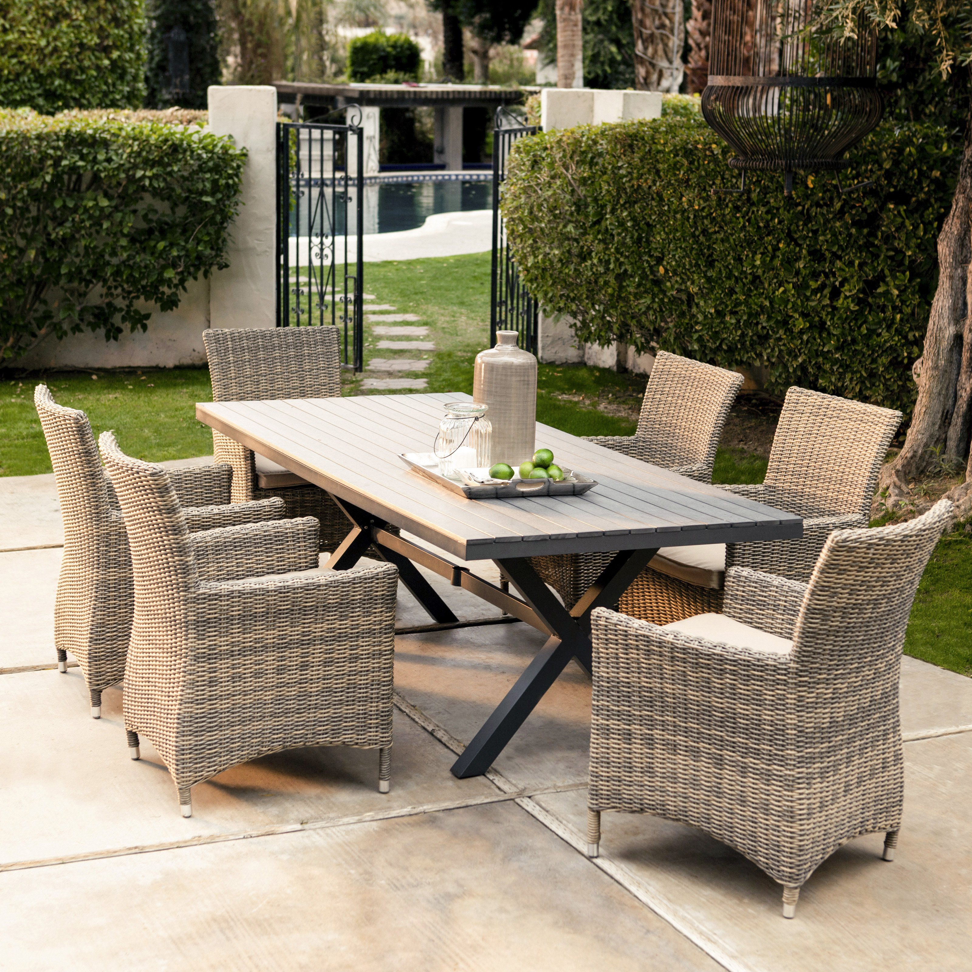 Patio dining sets  86