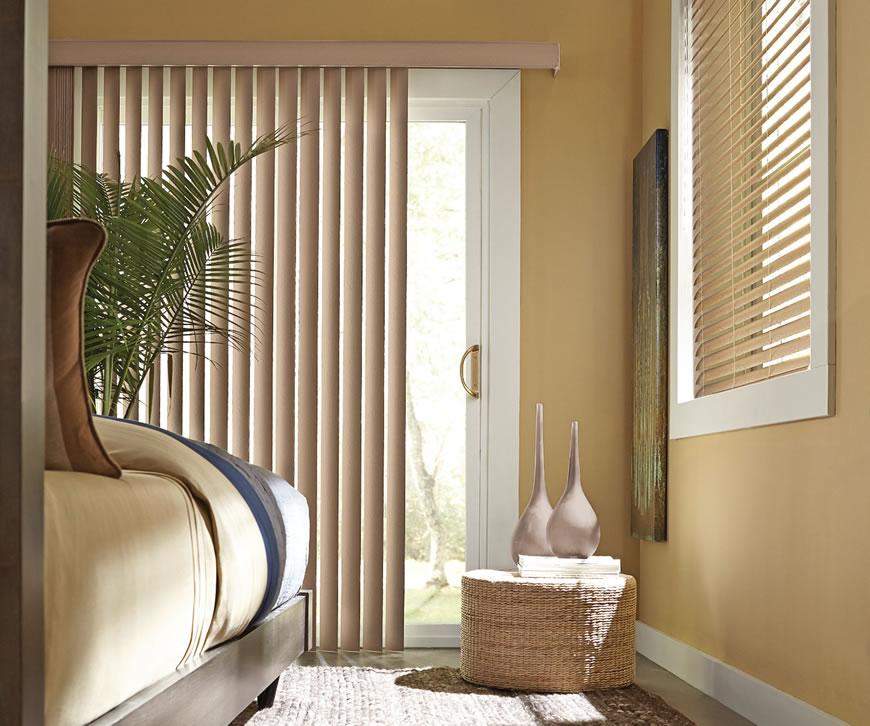 Patio door blinds – Elegant look to your patio