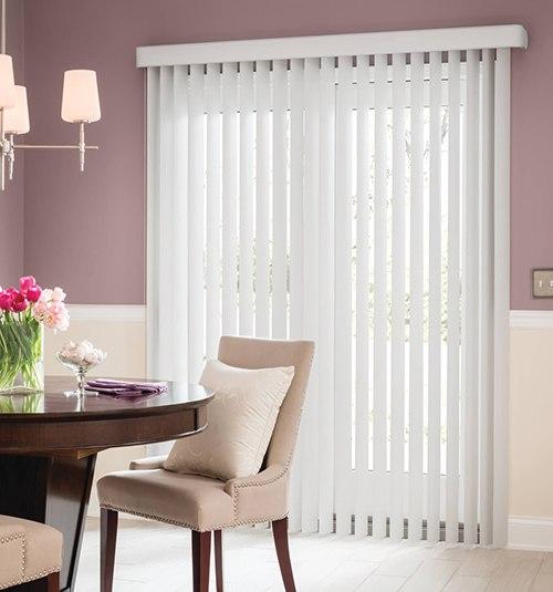 Patio door blinds  91