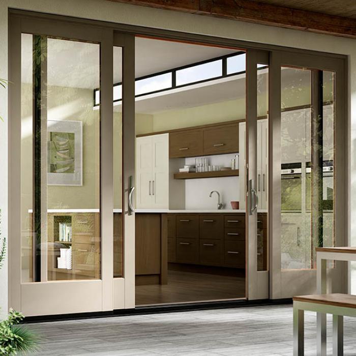 patio doors 64