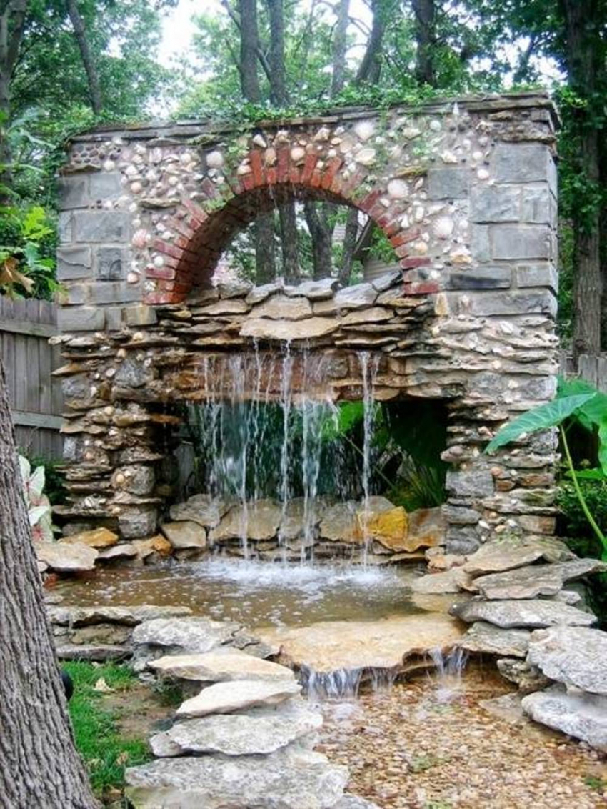 Patio fountains  35