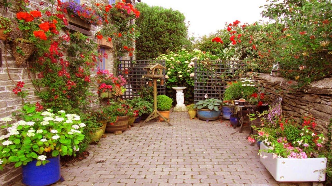 Patio gardens  67