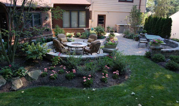 patio landscaping ideas  10