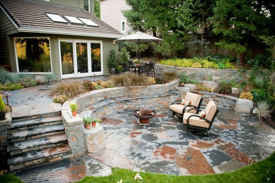 patio landscaping ideas  20
