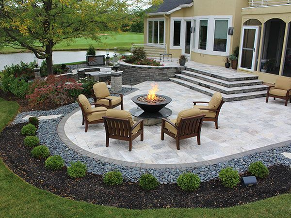 Effective Patio Landscaping Ideas