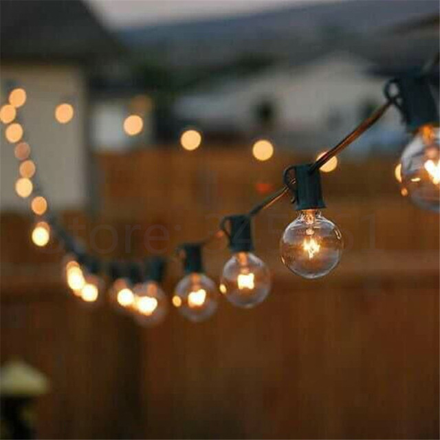 Patio lights  51