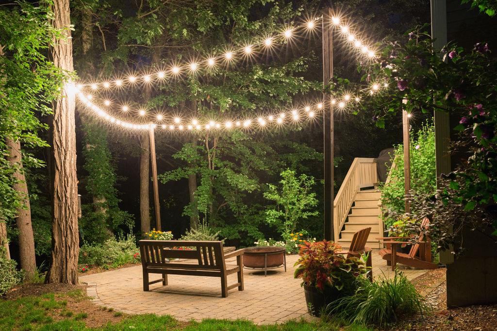 Patio lights  79