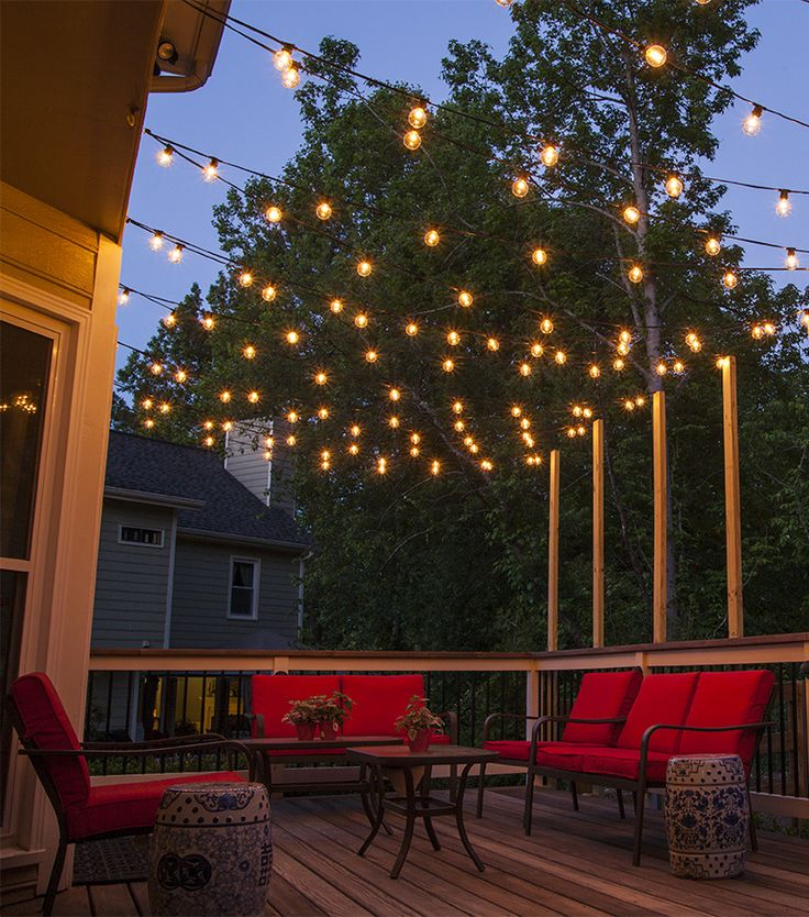 Patio lights  87