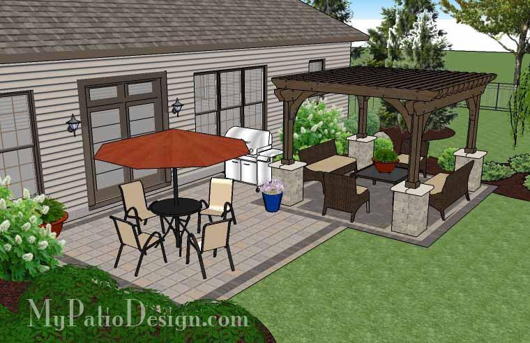 Patio Pergola Design  52