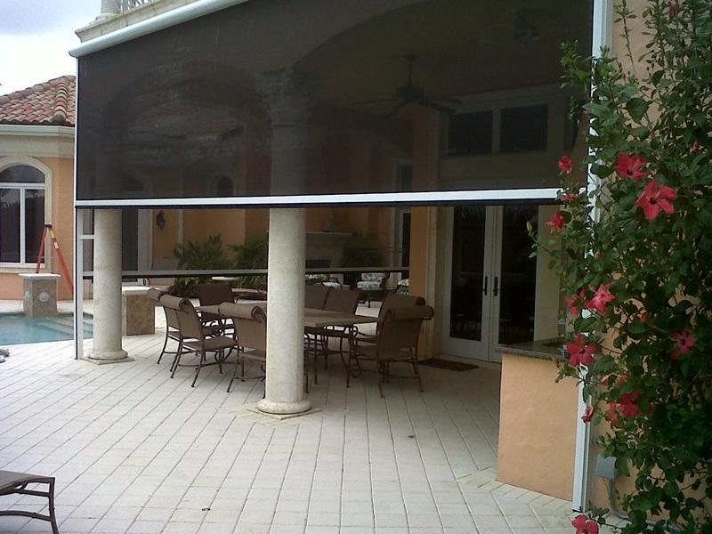 patio screen  91