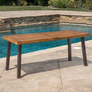Patio table  65