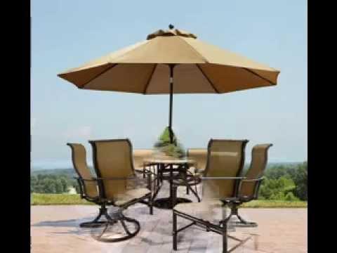 patio table umbrella  38
