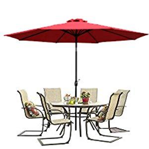 patio table umbrella 69