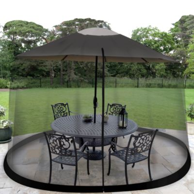 patio table umbrella  75