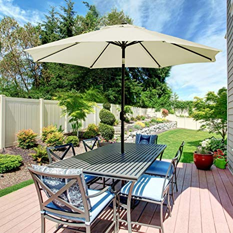 patio table umbrella  90