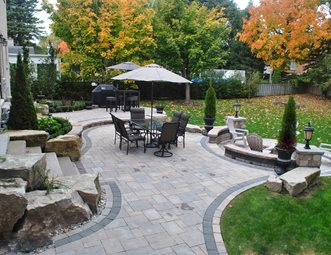 Paver patio designs  14