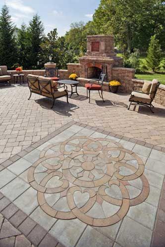 Paver patio designs  18