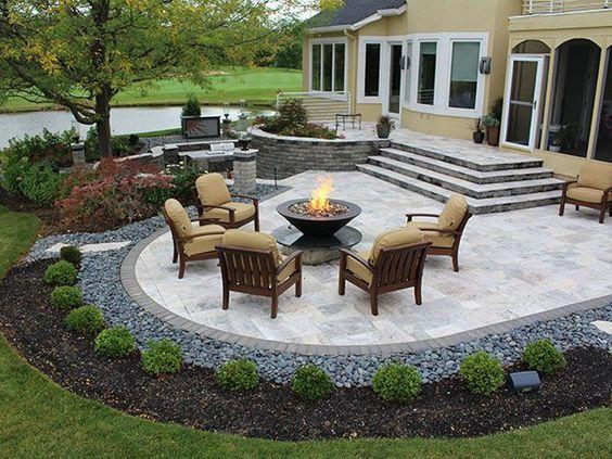 Paver patio designs  97