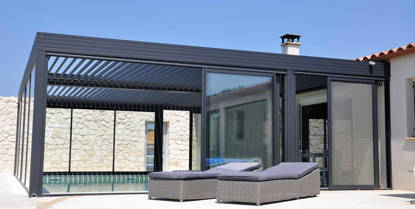 Pergola aluminium – perfect fit to your garden