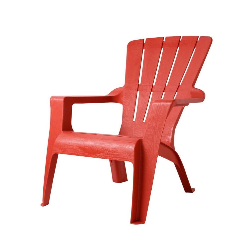 chaises adirondack en plastique 76